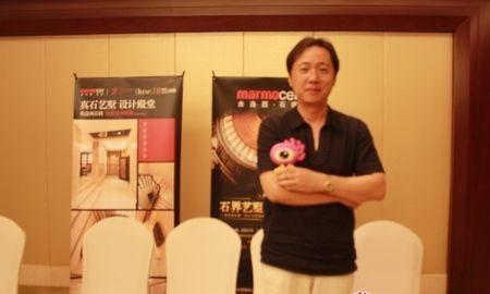 中国建筑学会室内设计分会常务理事赵虎