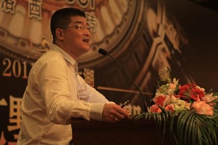 广州国际设计周执行总监张宏毅