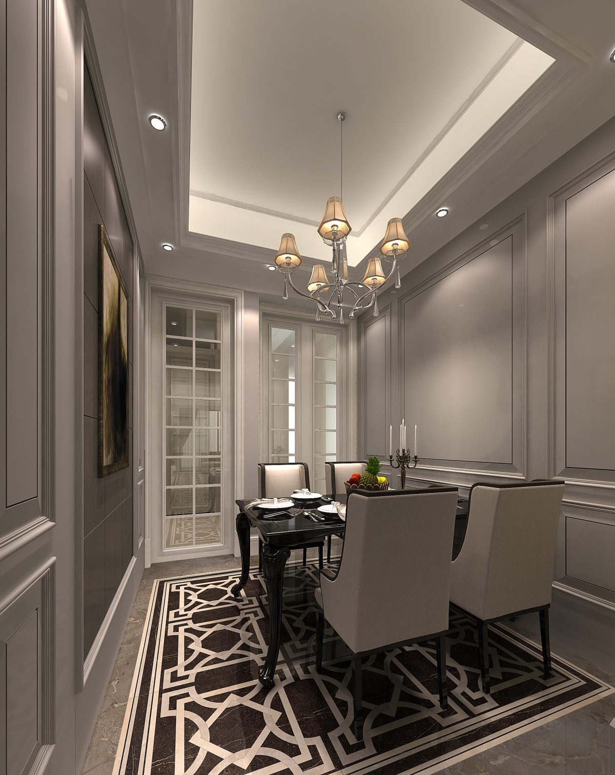 新古典餐厅-勃兰登堡门