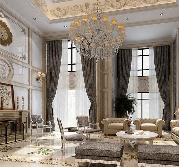 法式创世纪客厅