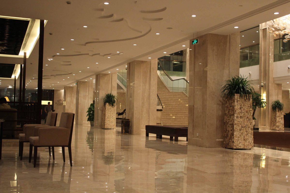浙江诸暨 同方豪生酒店 (6)