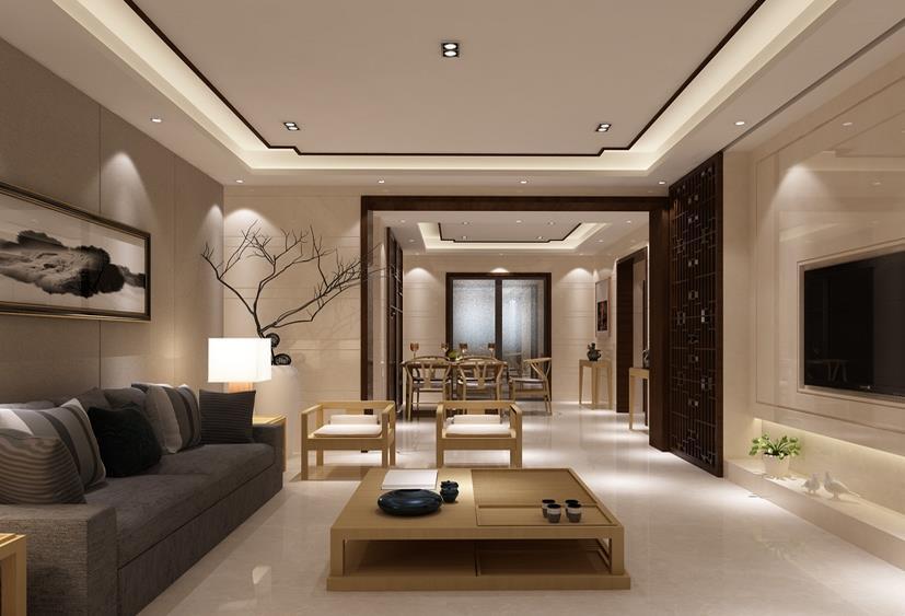 现代客厅-米洛西浅灰2