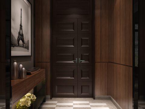 灰色精工大理石饰家,那是属于现代简约的优雅!