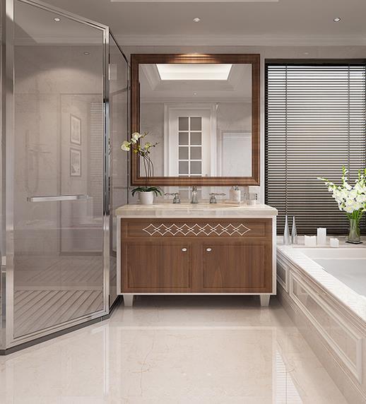 美式卫浴间2