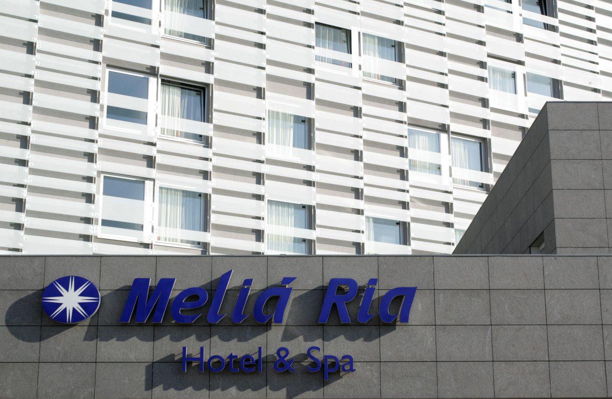 葡萄牙 梅里亚酒店 (8)