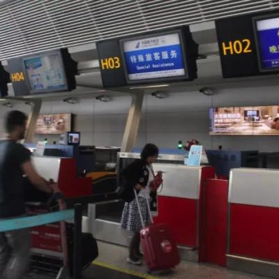米洛西·精工大理石在杭州萧山机场刷屏陪伴你!