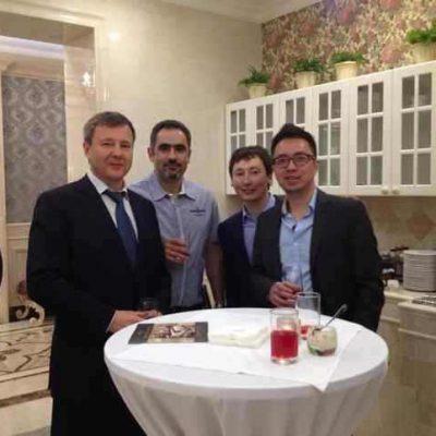 米洛西石砖专卖店登陆俄罗斯