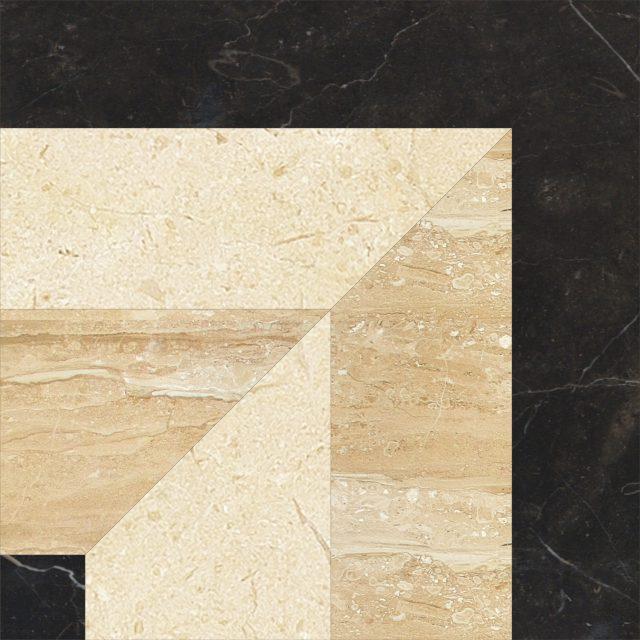 米字号花框1B