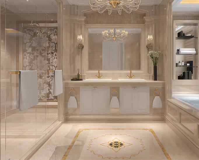 欧式卫浴间-玛格丽特
