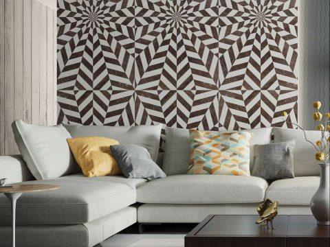 墙面装饰这样整,家居格调立即上升三个档次!