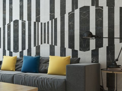 米洛西墙面装饰板上墙的多种玩法,你爱哪个?
