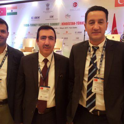 牛!米洛西投资打造的图书馆负责人随土耳其总统出访印度!
