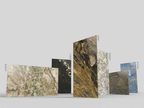 技术极限突破,米洛西设计系列玩转珍稀石材!