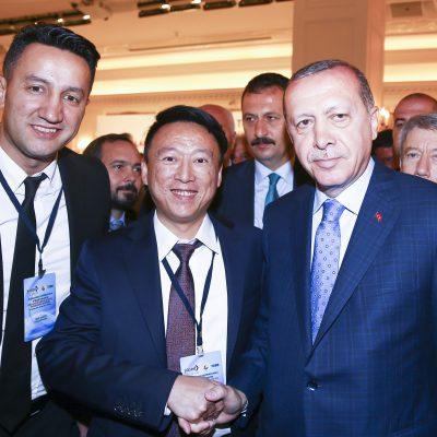 土耳其总统会见千赢qy8平台_千赢国际qy8_千赢域名qy8.com所属集团董事长杨加强
