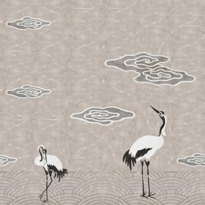 云·水·鹤