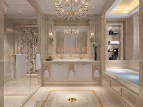 米洛西  优雅欧式大理石卫浴间装修指南,从细节诠释极致优雅