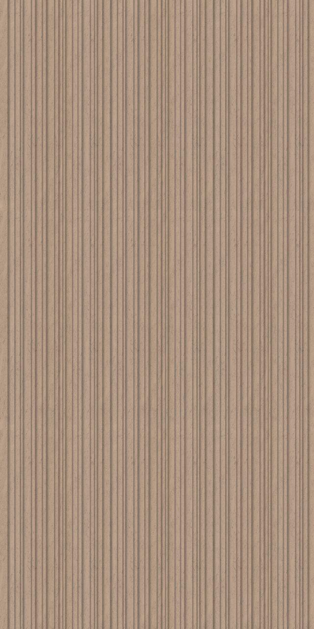 亭亭竹林-褐色 2400×1200