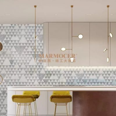 米洛西|精工大理石+几何,家装必选单品,分分钟俘虏你的心